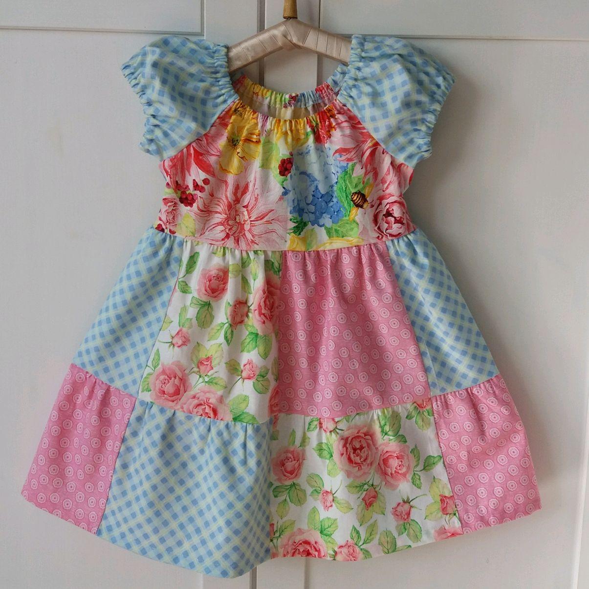 Girl's dress 'Tenderness', Dress, Borskoye,  Фото №1