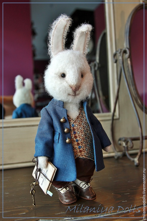 Friends Teddy. The author's work. Peter Rabbit, Stuffed Toys, Vladikavkaz,  Фото №1