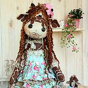 Куклы и игрушки ручной работы. Ярмарка Мастеров - ручная работа Текстильная игрушка Жирафа Ириша. Handmade.