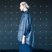 Одежда ручной работы. Ярмарка Мастеров - ручная работа Плащ из иновационного материала. Handmade.
