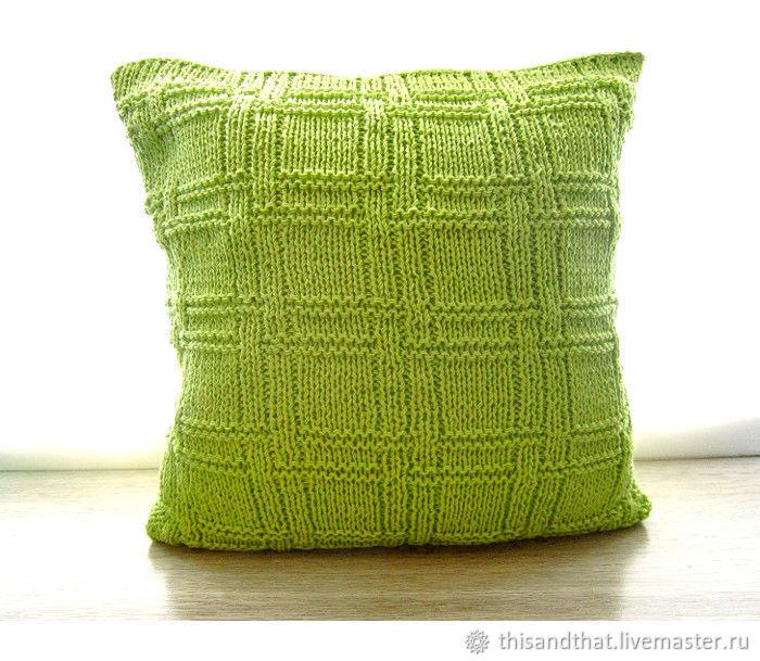 Декоративные наволочки на диванную подушку. 3 цвета, Подушки, Тольятти, Фото №1