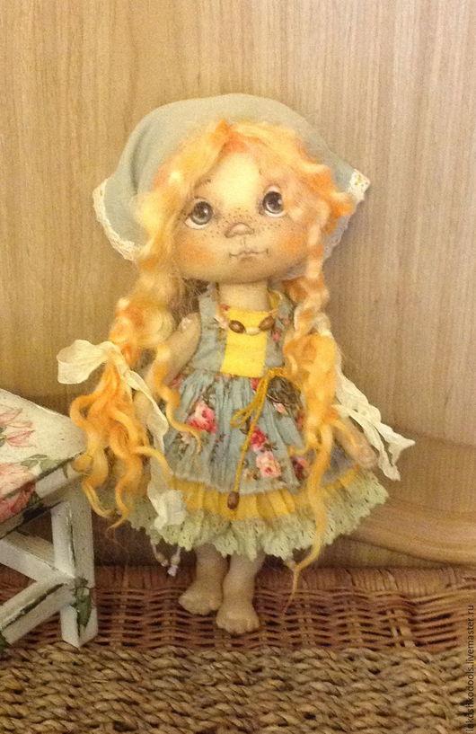 Текстильная кукла кукла текстильная интерьерная кукла кукла интерьерная коллекционная кукла кукла коллекционная тыквоголовка тыковка кукла для интерьера кукла из текстиля кукла кукла для интерьера