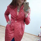 """Одежда ручной работы. Ярмарка Мастеров - ручная работа Пальто для девушки """"Тюльпан"""". Handmade."""