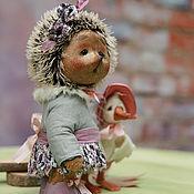 Куклы и игрушки ручной работы. Ярмарка Мастеров - ручная работа Подруга. Handmade.