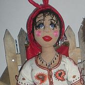 Куклы и игрушки ручной работы. Ярмарка Мастеров - ручная работа НЮРА кукла ручной работы. Handmade.