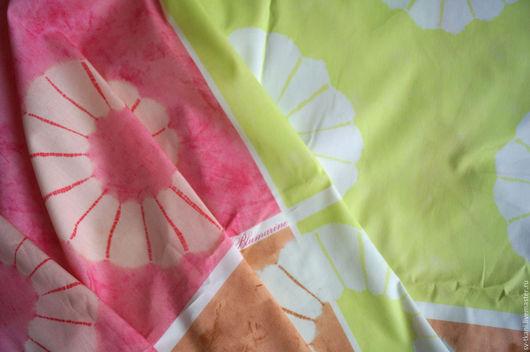 """Шитье ручной работы. Ярмарка Мастеров - ручная работа. Купить Сорочечная ткань """"BLUMARINE"""". Handmade. Комбинированный, платье-рубашка"""