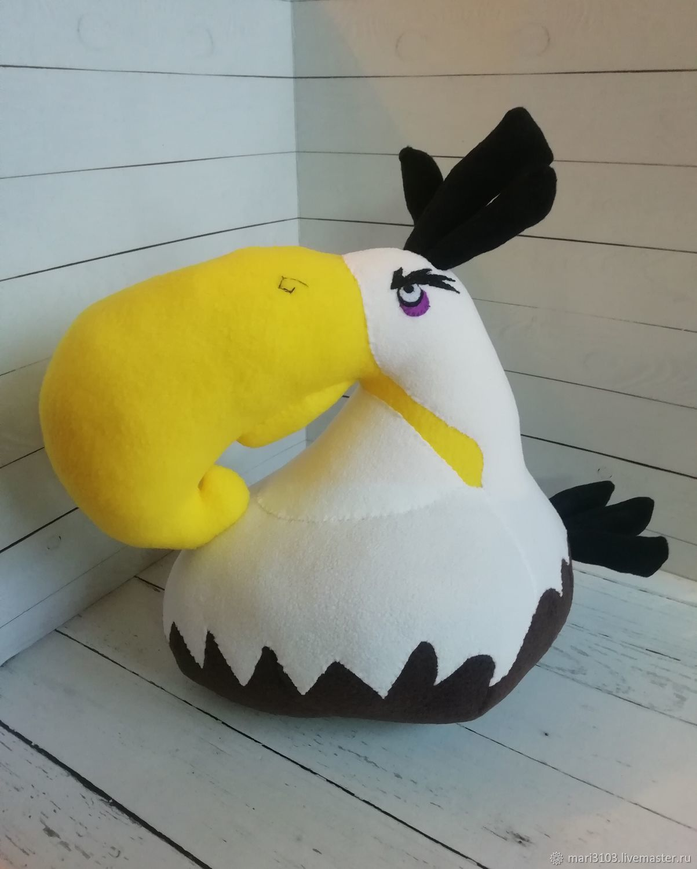 Angry Birds Mighty Eagle Maiti, Stuffed Toys, Vyazma,  Фото №1