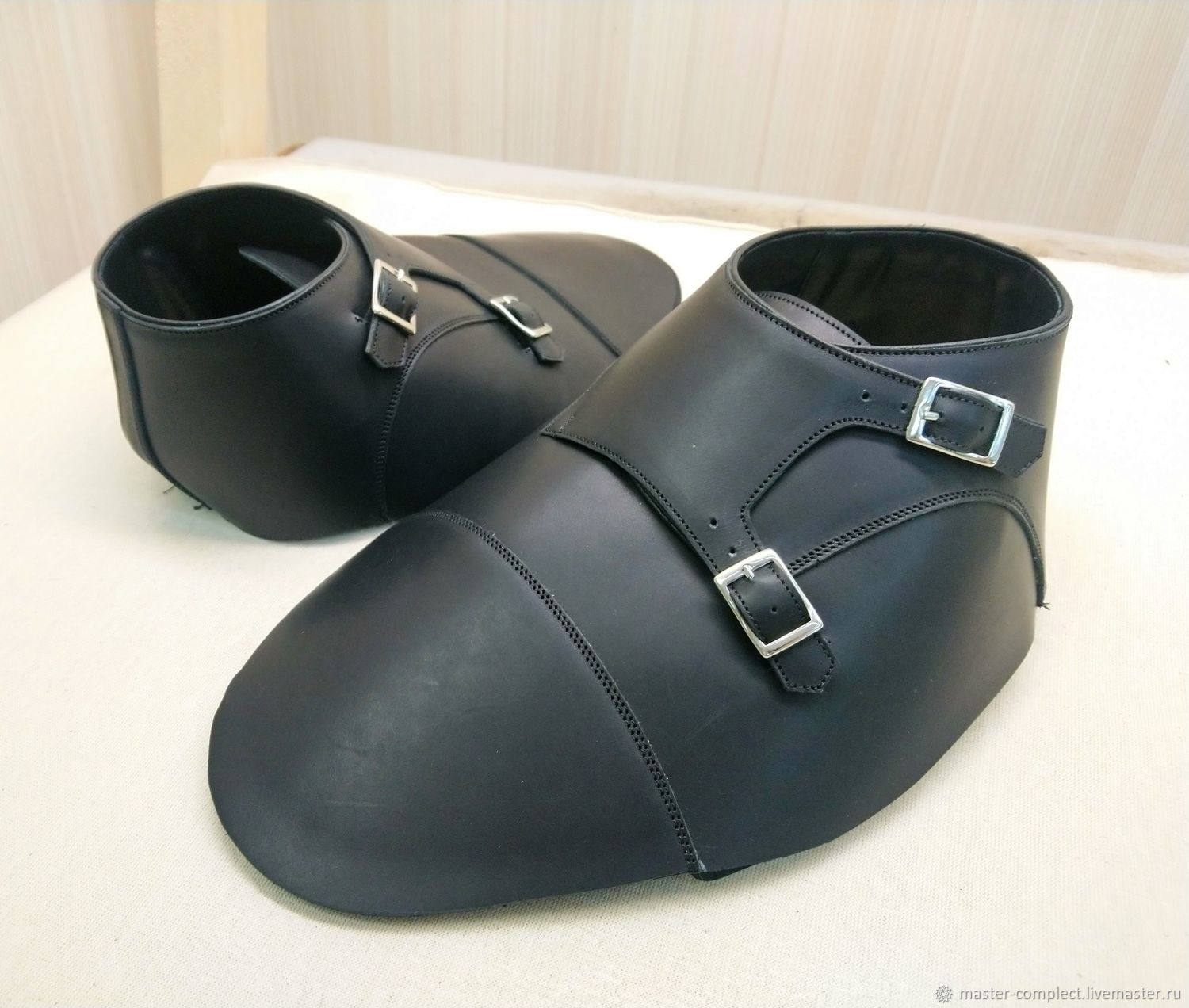 Shoe blank for the model of men's shoes 'MONKI', Shoe pads, Moscow,  Фото №1