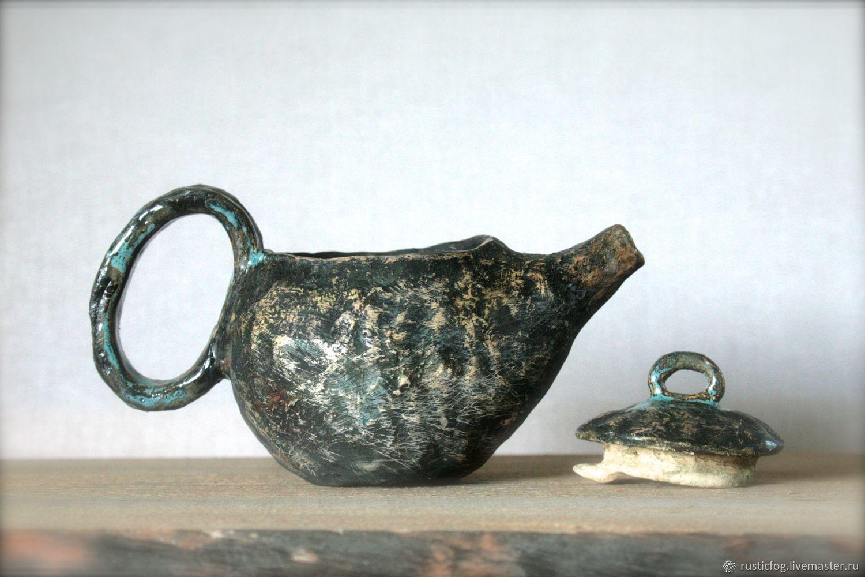 Чайник керамический Аскет