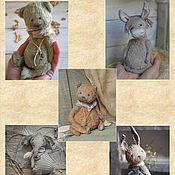 Материалы для творчества handmade. Livemaster - original item Collection of patterns. Handmade.