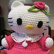 Куклы и игрушки ручной работы. Ярмарка Мастеров - ручная работа Hello Kitty. Handmade.