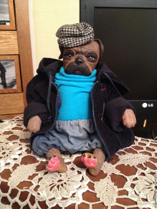 Куклы-младенцы и reborn ручной работы. Ярмарка Мастеров - ручная работа. Купить Поль. Handmade. Кукла ручной работы