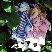 Куклы и игрушки ручной работы. Ярмарка Мастеров - ручная работа Сплюшки ангелочки. Handmade.