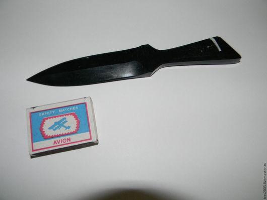 Нож ритуальный из нефрита