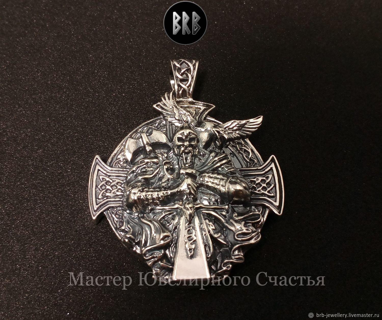 "Pendant ""Viking"" silver 925, Pendants, Penza,  Фото №1"