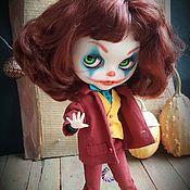 Шарнирная кукла ручной работы. Ярмарка Мастеров - ручная работа Шарнирная кукла: Кастом Блайз (ТБЛ) Joker. Handmade.