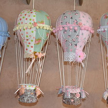 Куклы и игрушки ручной работы. Ярмарка Мастеров - ручная работа Воздушный шар. Handmade.