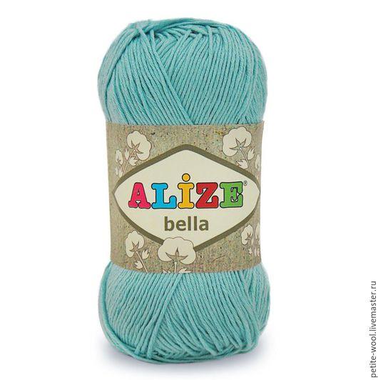 Вязание ручной работы. Ярмарка Мастеров - ручная работа. Купить Пряжа BELLA alize / Bella batik Белла Ализе хлопок. Handmade.