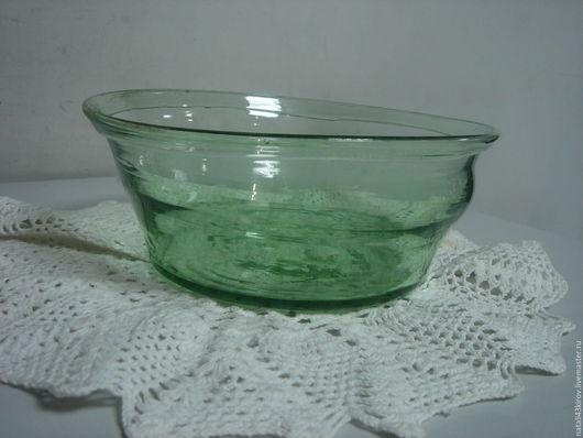 Винтажная посуда. Ярмарка Мастеров - ручная работа. Купить Старинная,очень редкая тарелка.. Handmade. Мятный, кухонный интерьер
