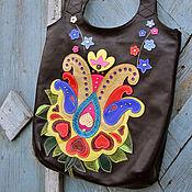 Сумки и аксессуары handmade. Livemaster - original item Bag pack-