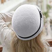 Аксессуары handmade. Livemaster - original item Hat Mary. Handmade.