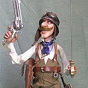 Куклы и игрушки ручной работы. Ярмарка Мастеров - ручная работа Штабс-капитан Лунин. Находится в частной коллекции. Handmade.