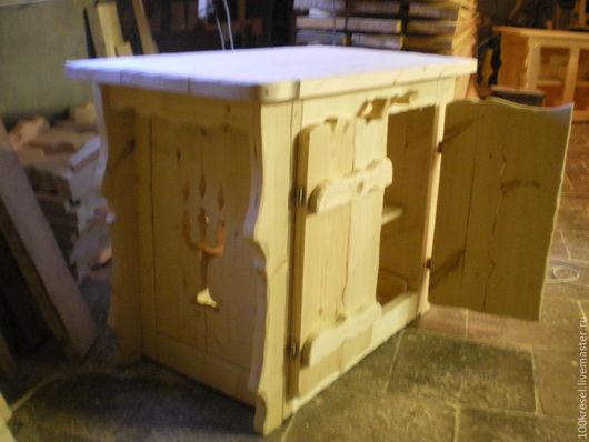Мебель ручной работы. Ярмарка Мастеров - ручная работа. Купить Комод. Handmade. Комод, мойка