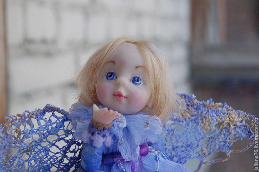 Коллекционные куклы ручной работы. Ярмарка Мастеров - ручная работа. Купить Нежнейшие малявочки ). Handmade. Ангел, ангелочек