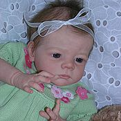 Куклы и игрушки ручной работы. Ярмарка Мастеров - ручная работа Карлотта. Кукла реборн.. Handmade.