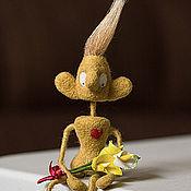 Куклы и игрушки ручной работы. Ярмарка Мастеров - ручная работа Флорентин. Handmade.