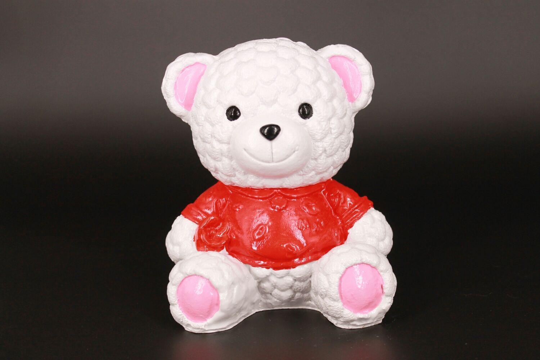 Копилка,мишка в красной рубашки, Копилки, Кемерово,  Фото №1
