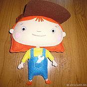 Stuffed Toys handmade. Livemaster - original item Toy made of felt machine. Handmade.