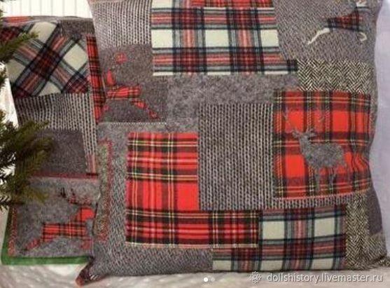 Подушки: Декоративные наволочки, Текстиль ковры, Краснодар, Фото №1
