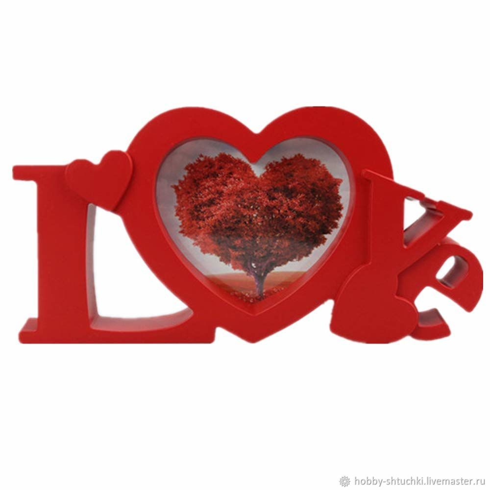 Фоторамка Love, Фоторамки, Чита,  Фото №1