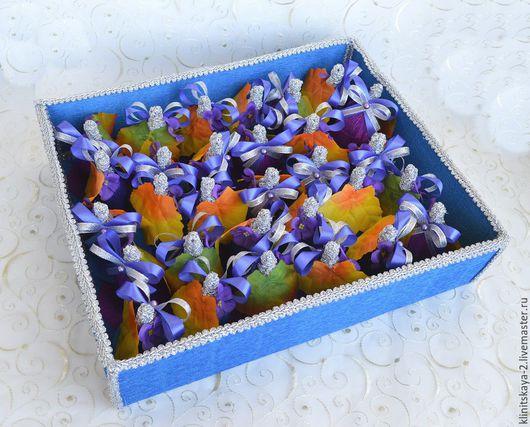 Букеты ручной работы. Ярмарка Мастеров - ручная работа. Купить Букет из конфет,  колокольчики из конфет, подарок ученикам.. Handmade.