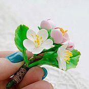Украшения handmade. Livemaster - original item Apple Tree Brooch. Handmade.