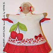 Куклы и игрушки ручной работы. Ярмарка Мастеров - ручная работа Пирожный ангел.. Handmade.