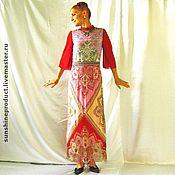 """Платья ручной работы. Ярмарка Мастеров - ручная работа Платье """"Виват, Япония!"""". Handmade."""