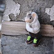 Мини фигурки и статуэтки ручной работы. Ярмарка Мастеров - ручная работа Хулиган. Handmade.