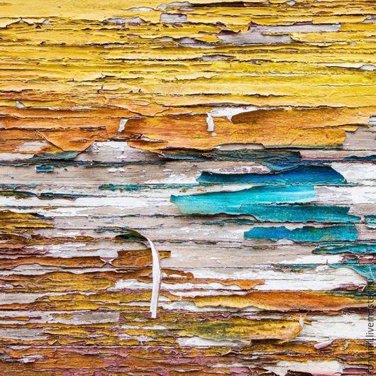 Аксессуары для фотосессий ручной работы. Ярмарка Мастеров - ручная работа. Купить Виниловый фон для предметной съемки 50х50 Деревянный, Трещины. Handmade.