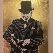 Картины и панно ручной работы. Ярмарка Мастеров - ручная работа Лорд Фултон. Handmade.