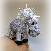 Куклы и игрушки ручной работы. Ярмарка Мастеров - ручная работа лошадка Маришка. Handmade.