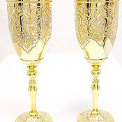 Подарочные боксы ручной работы. Ярмарка Мастеров - ручная работа Набор для шампанского ручной работы. Handmade.