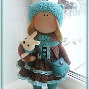 Куклы и пупсы ручной работы. Ярмарка Мастеров - ручная работа Текстильная, интерьерная кукла. Handmade.