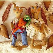 Куклы и игрушки ручной работы. Ярмарка Мастеров - ручная работа Любовь_Морковь. Handmade.