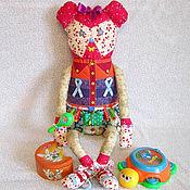 Куклы и игрушки ручной работы. Ярмарка Мастеров - ручная работа Развивающая кукла Мишанечка. Handmade.