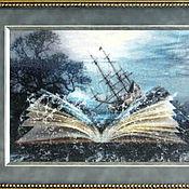 Картины и панно ручной работы. Ярмарка Мастеров - ручная работа «Книга». Handmade.