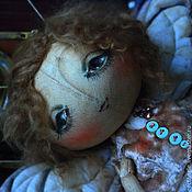 """Куклы и игрушки ручной работы. Ярмарка Мастеров - ручная работа """"Осенью весенняя...""""бабочка-кукла. Handmade."""