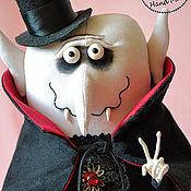 Куклы и игрушки ручной работы. Ярмарка Мастеров - ручная работа Милый домашний...Дракула. Handmade.