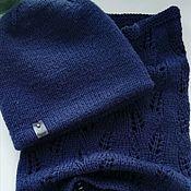 Шапки ручной работы. Ярмарка Мастеров - ручная работа Шапки, снуды, шарфы. Handmade.